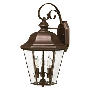 Clifton Park Outdoor Wall Lantern by Hink..