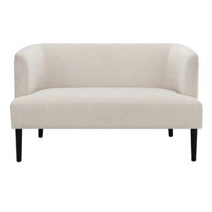 Casper Tufted Sofa by Mercer41 No Copoun