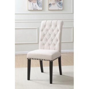 Matthew Upholstered Dining Chair (Set of 2) Gracie Oaks