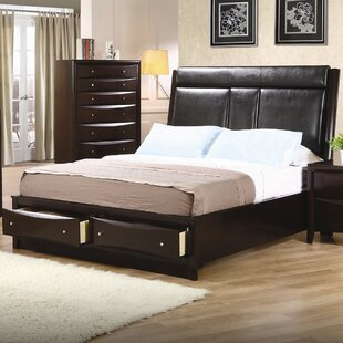 Ulibarri Upholstered Platform Bed
