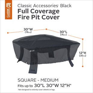 Classic Accessories Classic Fire Pit Cover
