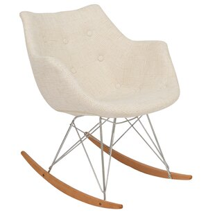 LeisureMod Willow Rocking Chair