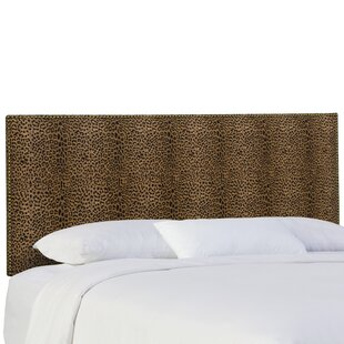 Gia Upholstered Panel Headboard by Willa Arlo Interiors 2019 Coupon