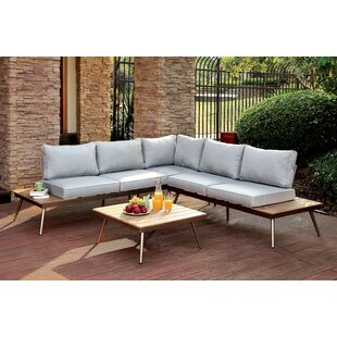Superb Bendale Contemporary Outdoor Sectional Amazing Pictures