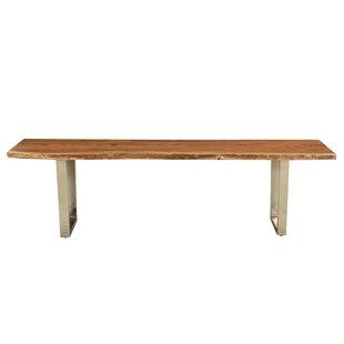Monserrat Wood Bench