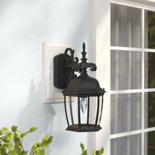 Thornhill Traditional 1-Light Outdoor Wall Lantern