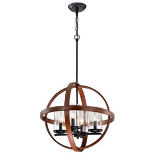 Shifflett 4-Light Globe Ch..