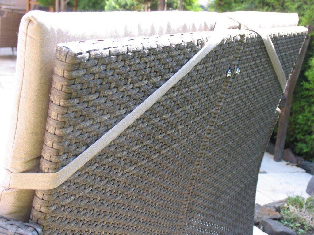 grasekamp 4 sitzer gartenbank valencia aus polyrattan bewertungen. Black Bedroom Furniture Sets. Home Design Ideas