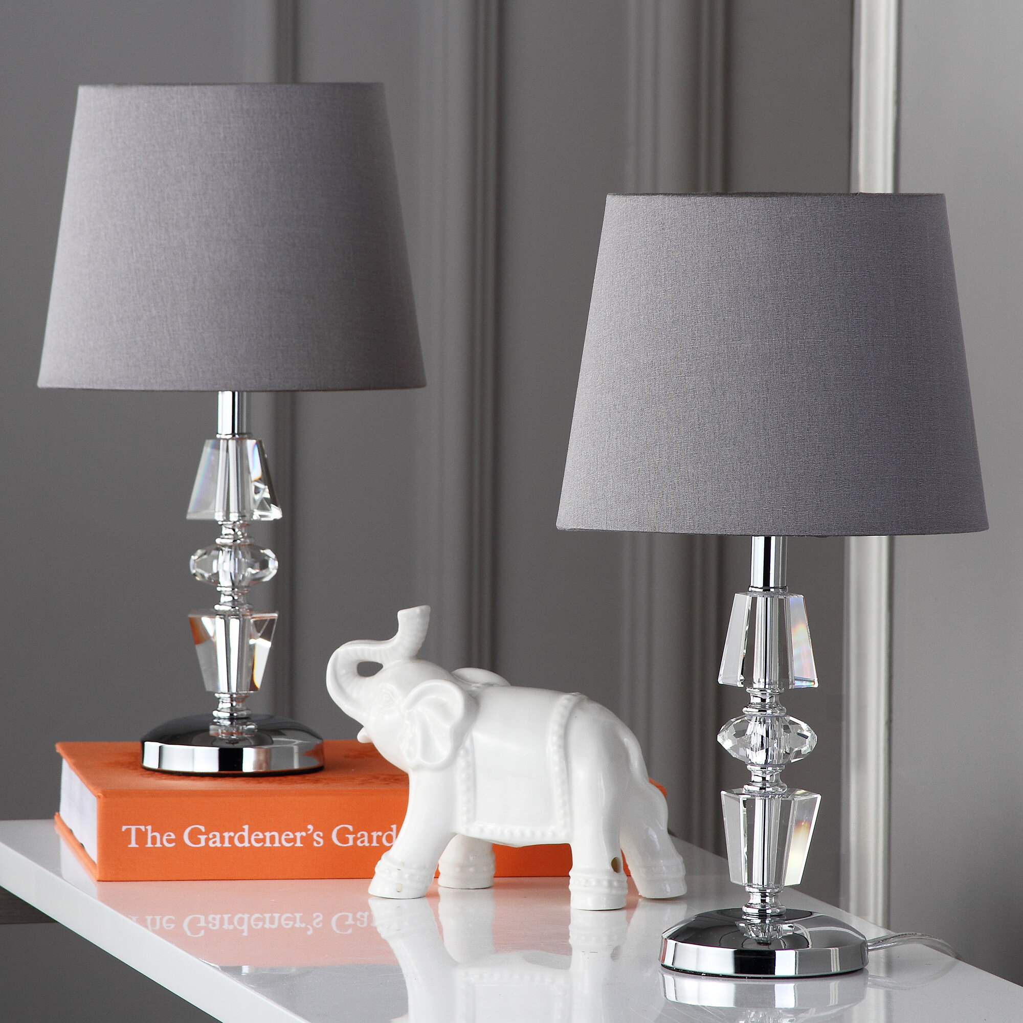Wayfair Crystal Table Lamps You Ll Love In 2021