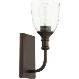 Falbo 1-Light Armed Sconce by ..