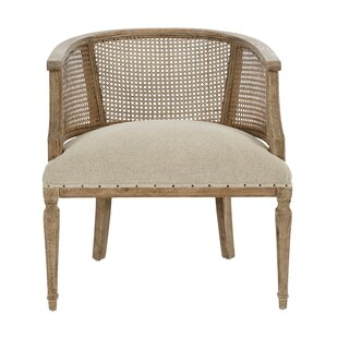 Mary Katherine Cane Back Occasional Barrel Chair By Aidan Gray