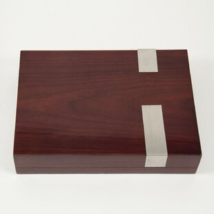 Compare Humidor Solid Wood Box By Bey-Berk