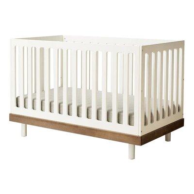 Oeuf Classic 2-in-1 Convertible Crib Color: Walnut