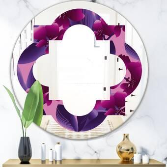 Charlton Home Dolder Vanity Top Modern Contemporary Magnification Make Up Mirror Wayfair