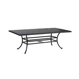 Palmview Rectangle Dining Table by Fleur De Lis Living