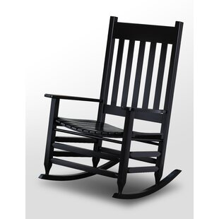 Franklin Springs Rocking Chair by August Grove