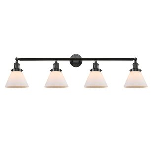 Breakwater Bay Gebhardt 4-Light Vanity Light
