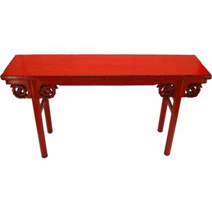 Bloomsbury Market Aftonshire Console Table