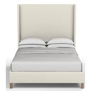 Dube Shelter Upholstered Panel Bed