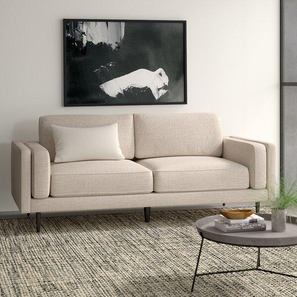 Admirable Modern Contemporary 3 Seater Sofa Allmodern Beatyapartments Chair Design Images Beatyapartmentscom
