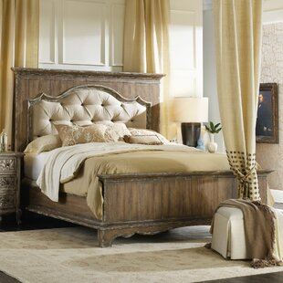 Shop for Chatelet Upholstered Panel Bed by Hooker Furniture Reviews (2019) & Buyer's Guide