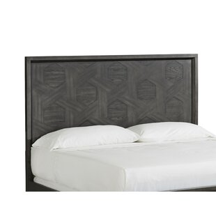 Diehl Panel Headboard by 17 Stories