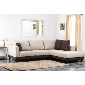 Gladding Sectional by Darby Home Co
