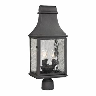 Swanton Outdoor 3-Light Lantern Head by Charlton Home