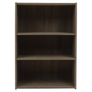 Toshiro Standard Bookcase by Gracie Oaks