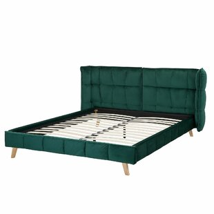 Watermill Upholstered Platform Bed By Fairmont Park