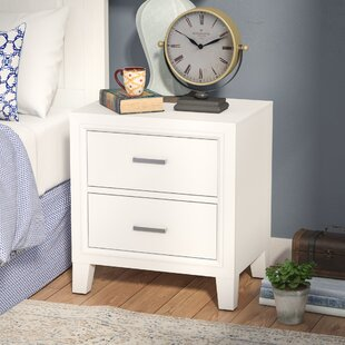 Hoytville 2 Drawer Nightstand