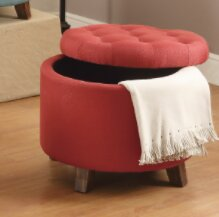 Call Storage Ottoman by Eb..
