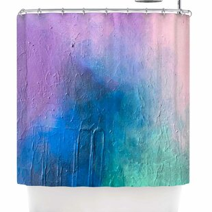 Geordanna Fields Clarity Single Shower Curtain