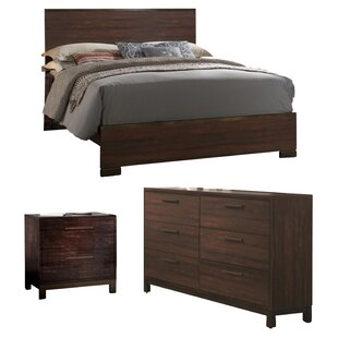 Shrout Panel Configurable Bedroom Set