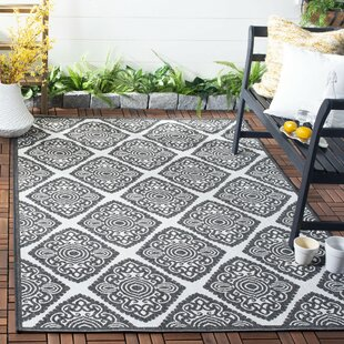 Adler Gray Indoor/Outdoor Area Rug