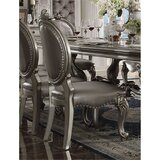 Haakenson Side Chair in Silver (Set of 2) by Rosdorf Park