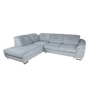 Orren Ellis Mohit Reclining Sectional