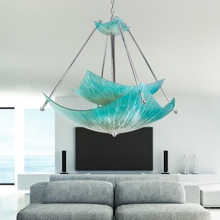 Resler 7-Light Chandelier by Orren Ellis
