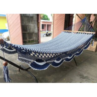 Hertfordshire Handwoven Double Tree Hammock by Freeport Park