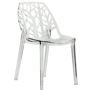 Kimonte Contemporary Side Chair Ivy Bronx