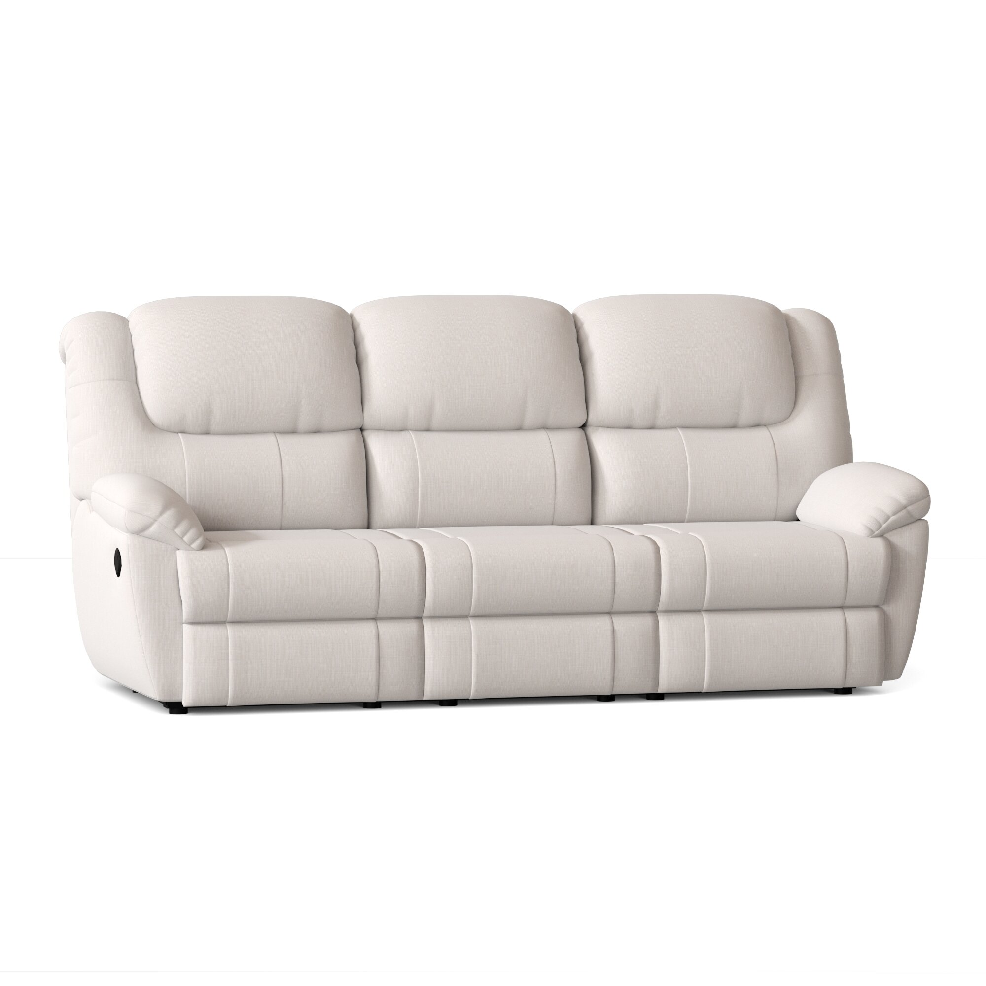 Palliser Furniture Tundra Reclining 78 Pillow Top Arm Sofa Wayfair