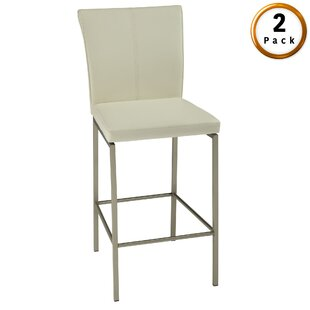 Diamanta 29.5 Bar Stool (Set of 2) by Orren Ellis