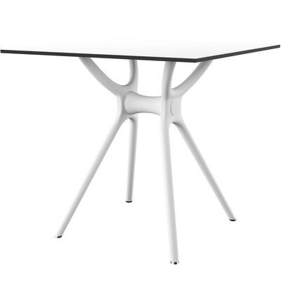 Curnutt Square 29.5 Inch Table by Mercury Row Fresh