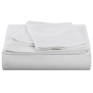Alwyn Home 3 Piece 300 Thread Count Sheet Set