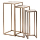 Philson Frame Nesting Tables by Everly Quinn