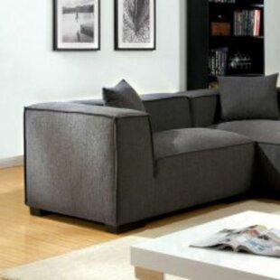 Waconia Left Hand Facing Chair by Brayden Studio
