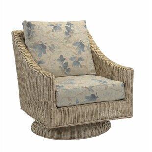 Fabela Swivel Armchair By Beachcrest Home