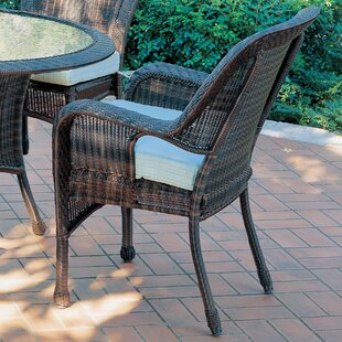 South Lamar Patio Dining Chair with Cushion