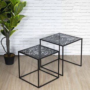 Walsham 2 Piece Nest Of Tables By Bloomsbury Market