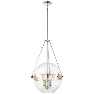 Brayden Studio Karle 4-Light Pendant